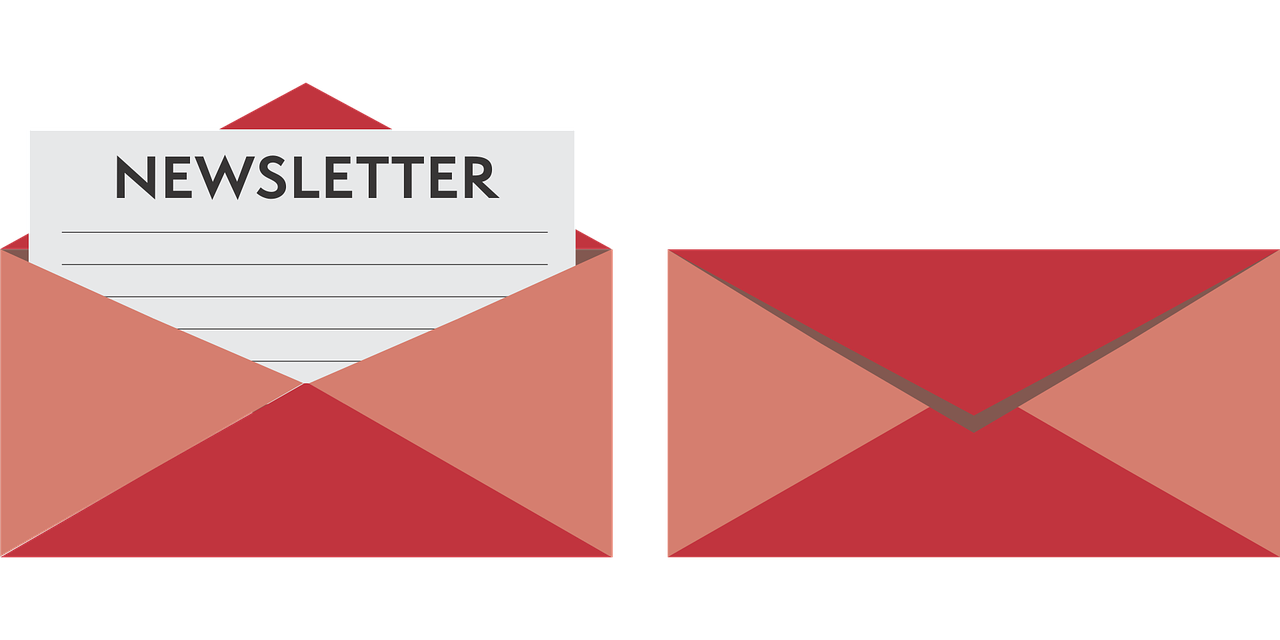 Qpanel provides a newsletter every month
